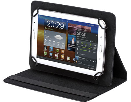 8-9'' Tablet Universal Case Black