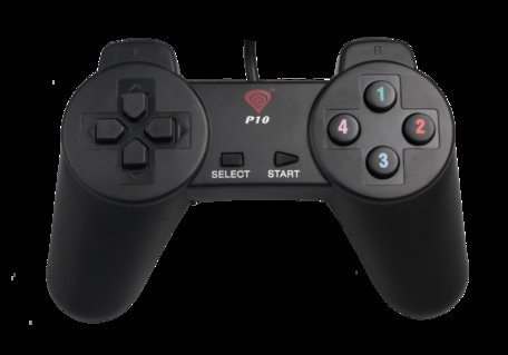 Genesis PC Bedrade Gamepad P10