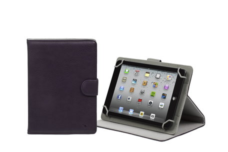 RivaCase Universele Tablet case 8 Inch (iPad mini 3, Samsung Galaxy tab)  - Violet