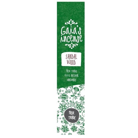 GAIA's Incense Sandalwood 15st