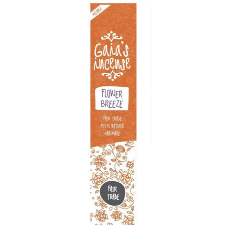 Gaia'S Incense Flower Breeze 15st