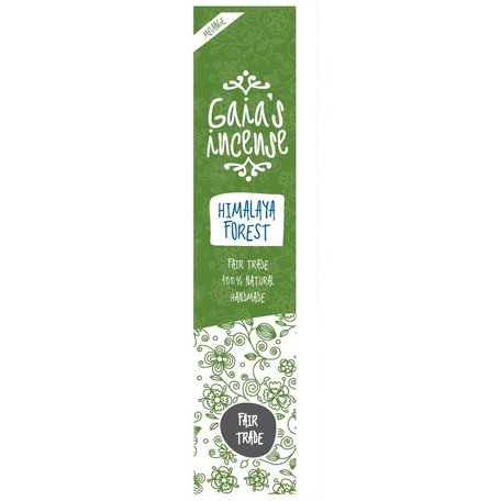 Gaia'S Incense Himalaya Forest 15st