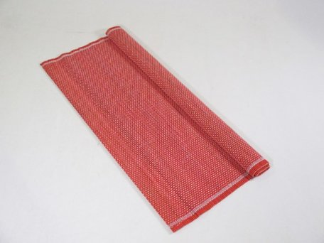 Placemat Bamboe Rood