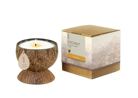 Candle Coconut Coconut (Fr)