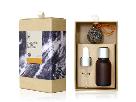 Volcanic Stone Diffuser Fig (Fr)