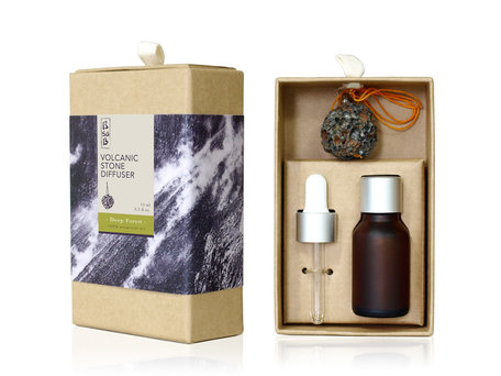 Volcanic Stone Diffuser Deep Forest (Eo)