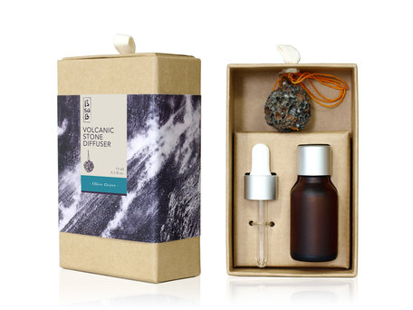 Volcanic Stone Diffuser Olive Grove (Fr)
